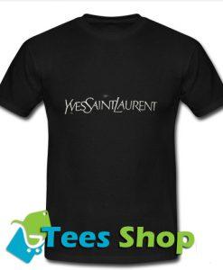 Yves Saint Laurent T Shirt_SM1