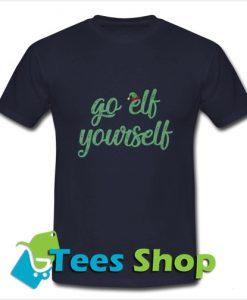 go elf yourself T Shirt_SM1
