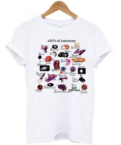 ABC's of astronomy T Shirt