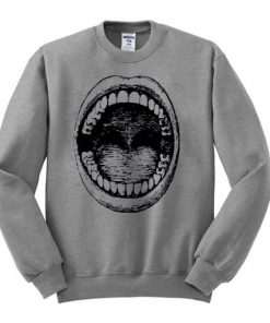 Big Mouth Sweatshirt