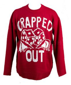Crapped Out Style Dice Sweatshirt