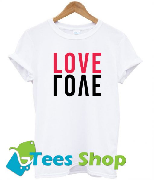 Love Love T Shirt Ez025