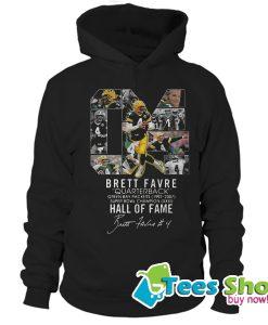 04 Brett Favre Quarterback Green Bay Packers 1992 – 2007 Hoodie STW