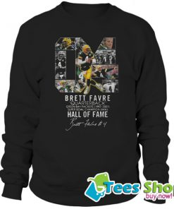 04 Brett Favre Quarterback Green Bay Packers 1992 – 2007 Sweatshirt STW
