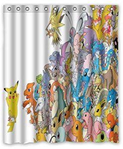 Aloundi Shower Curtain AT