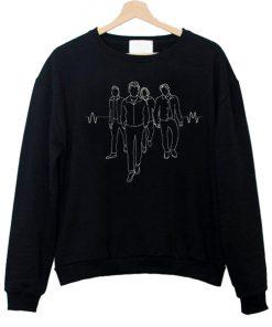 Arctic Monkeys cellphone Sweatshirt AT