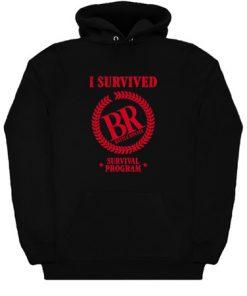 Survival Program Hoodie (TM)