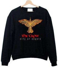 The Crow City Of Angels Sweatshirt AT