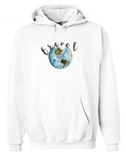 Travel Globe Hoodie AT