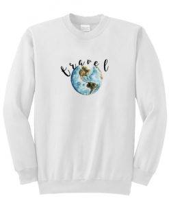 Travel Globe Sweatshirt AT