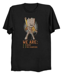 We are T Shirt (TM)