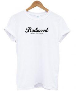 Zendaya Badwood T Shirt AT