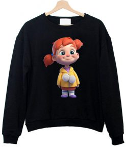 alifnazhan Cartoon Sweatshirt (TM)