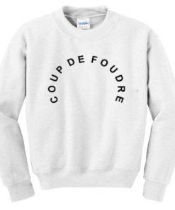 Coup De Foudre Sweatshirt