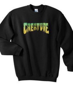 Creature Sweatshirt