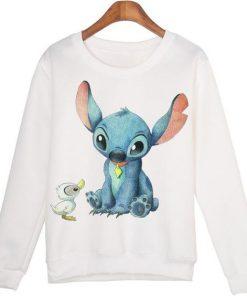 Cute Cartoon Sweatshirt
