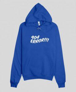 404 ERROR Hoodie