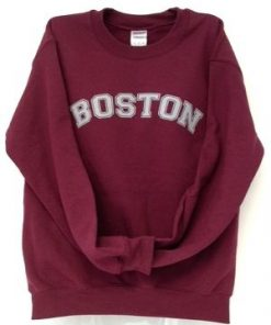 BOSTON Sweatshirt SN