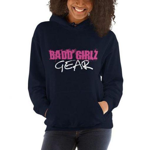 Badd Girlz Gear Hoodie