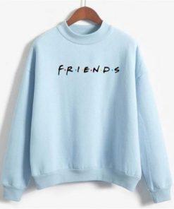 Best Friend Forever hoodies Women Friends Show Sweatshirt SN