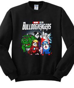 Bulldog Bullvengers sweatshirt