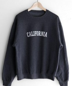 California Sweatshirt SN
