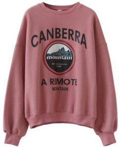 Canberra mountain Sweatshirt SN