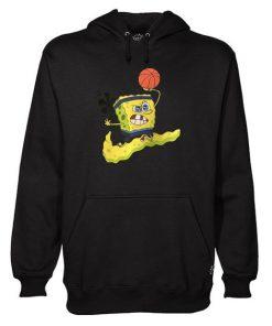 SpongeBob Boys Basketball Hoodie SN