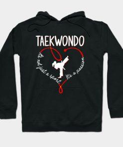 Taekwondo Hoodie SN