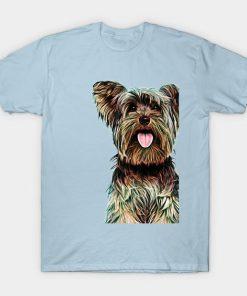 Yorkshire Terrier yorkie T-Shirt