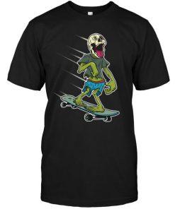 Zombie Skater Tshirt