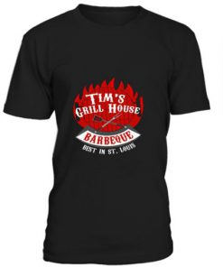 barbeque t-shirt grilling