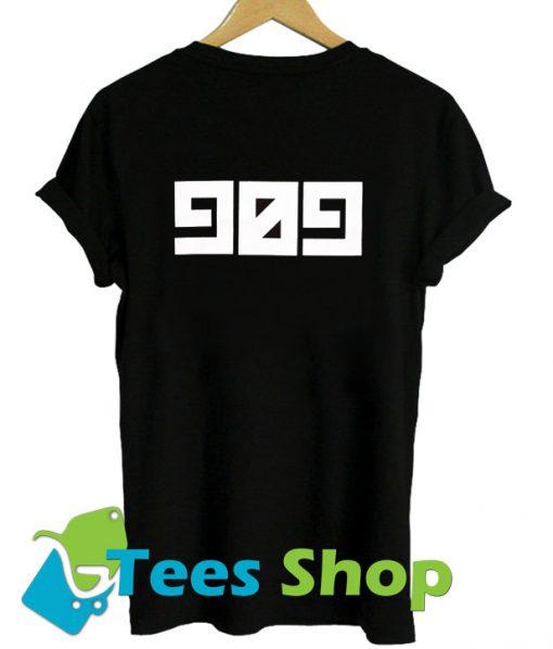 909 Tshirt SN