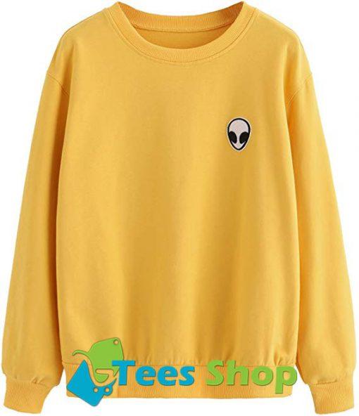 Alien Patch Sweatshirt SN