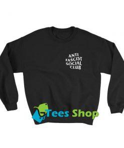 Anti Fascist Social Club Sweatshirt SN