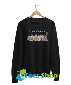Avengers Superheroes Sweatshirt SN