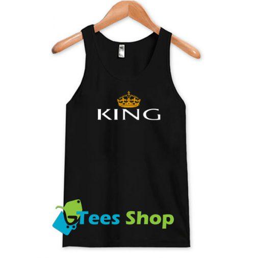KING Men's Tank Top SN