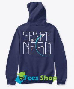 Space Nerd Astronaut Hoodie SN