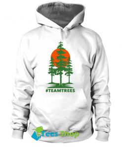 TeamTrees Creator Hoodie SN