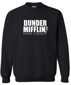 The Dunder Office Mifflin Inc sweatshirt SN