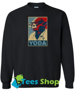Time City Star Wars Yoda sweatshirt SN