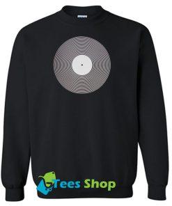 Vinyl sweatshirt SN