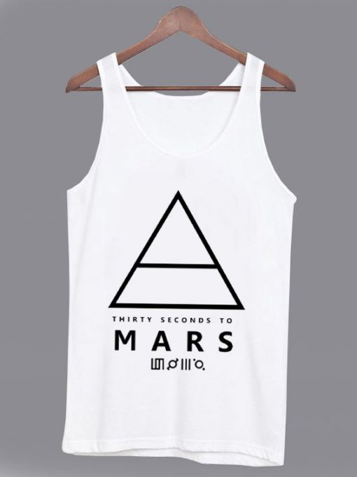 30 Seconds To Mars Unisex Tanktop DAP