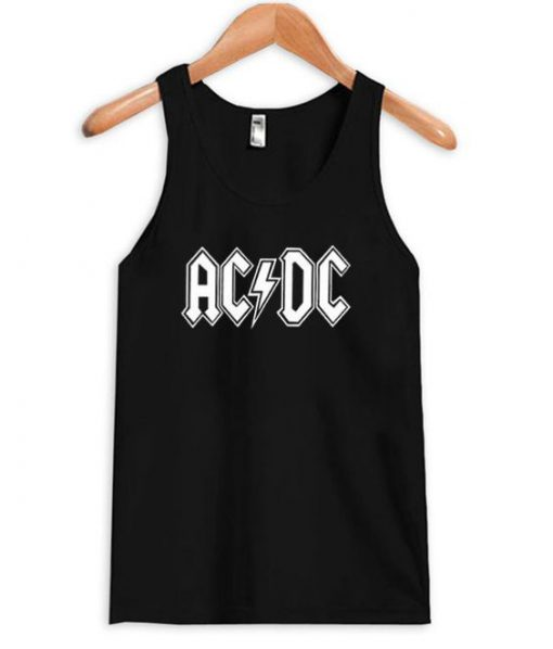 ACDC Band Tank top DAP