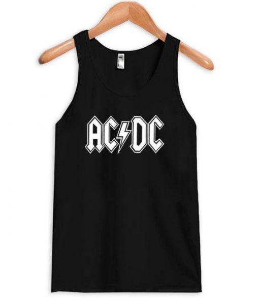 ACDC Band Tank top DAP
